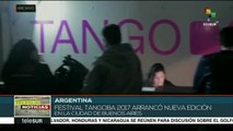 Buenos Aires: inicia festival internacional Tangoba 2017
