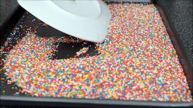 Easy 2 Tier Sprinkles Cake Tutorial- Rosies Dessert Spot