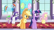 My Little Pony Friendship Is Magic S04E01 Princess Twilight Sparkle Part 1