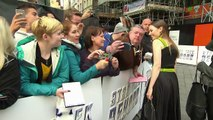 Star Trek Beyond UK Premiere Red Carpet Chris Pine, Zachary Quinto, Karl Urban, Idris Elba