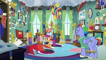 My Little Pony Friendship Is Magic S07E07 Parental Glideance