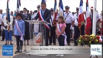 commémoration du débarquement de provence - Cap d'Agde 15 aout 2017