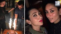 Saif Ali Khan's Birthday Bash Inside Pictures | Kareena Kapoor | Soha Ali Khan