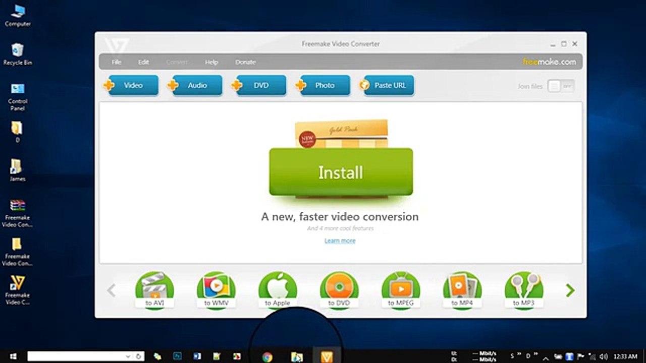 freemake video converter version 4.1 10 key
