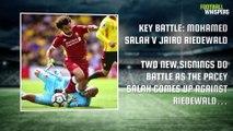 Liverpool vs Crystal Palace Preview   Premier League   FWTV