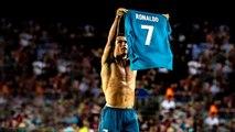 Cristiano ronaldo goal and red card barcelona vs real madrid1-3