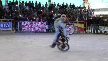Stunt Riding Lifestyle from San Agustín, Colombia