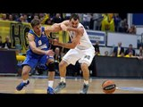 Highlights: BC Khimki Moscow region-Real Madrid