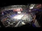 Time Lapse - 2015 Turkish Airlines Euroleague Final Four