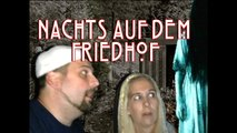 Nachts of dem Friedhof ( Horror Lost Places )