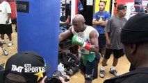 Floyd Mayweather: I Will Beat McGregor, Even If He Hurts Me!   TMZ Sports