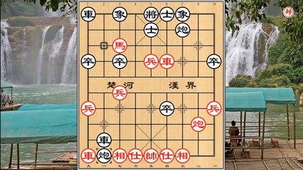 Xiangqi Master Ván cờ lừng danh thế giới làm lên tên tuổi của kỳ thánh Lý Lai Quần