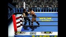 THATS GOTTA BE STING !!! WCW vs nWo World Tour League Challenge WCW World Title Scott Hal