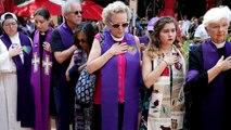 Public memorial held for Heather Heyer