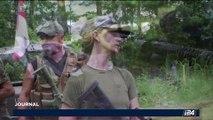 Etats-Unis: une milice s'entraîne à prendre les armes