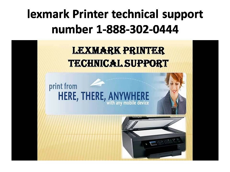 Lexmark Printer Tech Support Number 18883020444