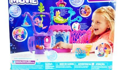 My Little Pony The Movie Pinkie Pie Seashell Lagoon Seaquestria Playset Review