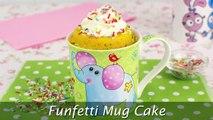 Funfetti Mug Cake - Easy Vanilla Mug Cake with Sprinkles-0ThdX3psrLE