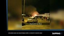 Maitre Gims : grosse explosion lors de son concert dans une discothèque au Cap d'Agde (vidéo)
