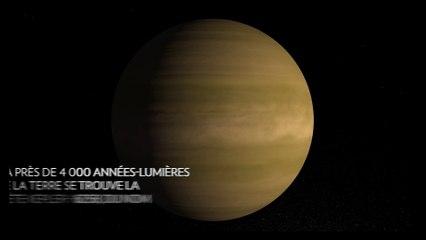 La planète Kepler
