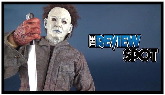 Unboxing | Threezero Halloween 6 Michael Myers Figure