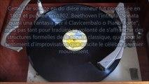 Beethoven sonate n°14 op.27 n°2 Clair de lune - Wilhelm Kempff (78t Variable Micrograde) avec analyse