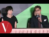 T.O.P、上野樹里 The Secret Message|訪台訪問|Vogue Taiwan