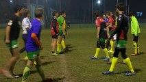 Rugby Tour Provence - Organisation et montée défensive à Stade Phocéen - Gémenos