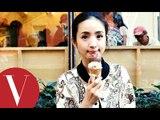 林依晨 Ariel Lin | 另類模仿秀#3 自由女神像 | VOGUE