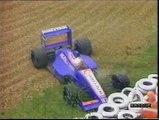 Gran Premio del Belgio 1989: Ritiro di Gachot, intervista a Patrese e uscita di Mansell