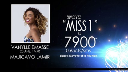 Vote SMS Mayotte Réunion - Miss Mayotte 2017