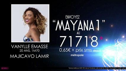 Vote SMS Métropole Miss Mayotte 2017