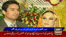 Fight with singer Humaira Arshad lands Husband in Jail