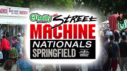 Street Machine Nationals - Springfield, MO September 23 2017
