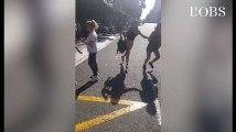 Barcelone : une fourgonnette percute la foule sur Las Ramblas