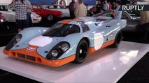 Retro Porsche 917K Used in Steve McQueen Film May Fetch $16mil at Auction