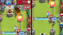Clash Royale Funny Moments ⭐Clash LOL Funny Montages, Glitches, Trolls Part 12