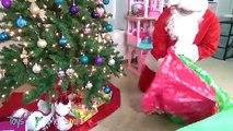 Et attaques mal Noël Oeuf caché jouet Santa annabelle victoria freaks