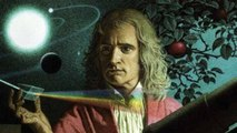 Isaac Newton,L'Univers En Equation - Entre Terre Et Ciel