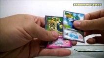 Tarjeta tarjetas Ciudad Dragón juego comercio 043 unboxing