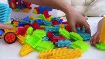 Blocs jeux enfants pour blocs molto blocs de construction