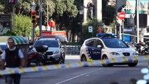 [Actualité] Barcelone : périmètre de sécurité autour de Las Ramblas