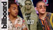 Ozuna, Bad Bunny, De La Ghetto, Farruko, and Messiah Give A Brief History of Latin Trap