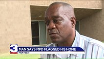 Man Says Police Flagged His Home as Hazard After Shooting Victim Showed Up on His Porch