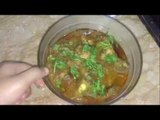 Cilantro mint chicken-mint coriander chicken curry recipe-delicious chicken recipe