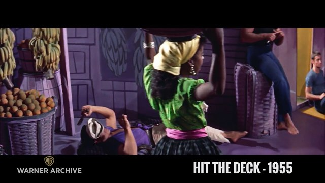 Hit The Deck (1955) – The Lady From Bayou Ann Miller