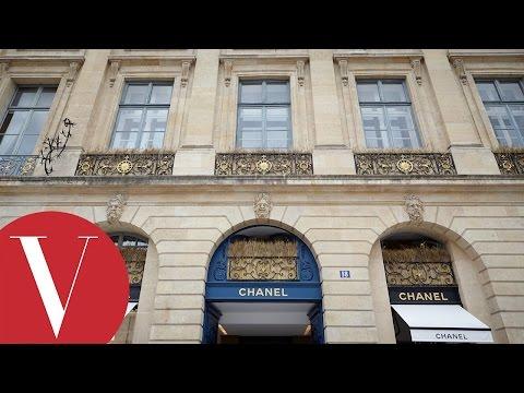 Chanel香奈兒 x Vogue  全新Les Bles de Chanel系列高級珠寶幕後拍攝花絮