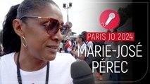 """Marie-José Pérec : """"Avoir les Jeux chez nous, c'est remettre les gens en activité"""""""