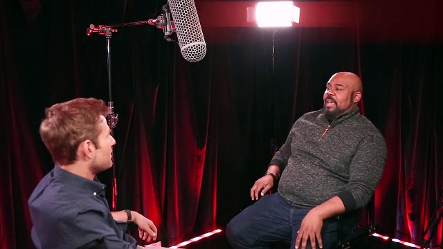 The Catch Up: James Monroe Iglehart (MEMPHIS, ALADDIN, HAMILTON) & Chad Kimball (COME FROM