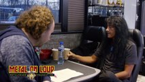 Metal On Loud Video Interview with Anthrax Joey Belladonna